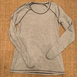 Lucy Tops - Athletic long sleeve top.